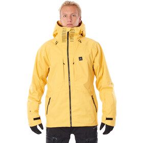 Rip Curl Freeride Search Snow Jacket Men yellow